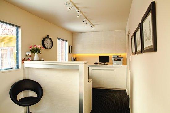 Addington Court Motel : Reception