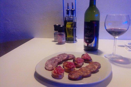 Restaurante Patanegra: buena eleccion !!!!