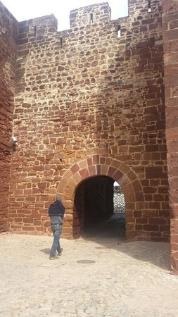 Castelo de Silves: Main entrance