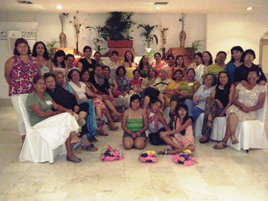 Tesoro Ixtapa: salón de conferencias