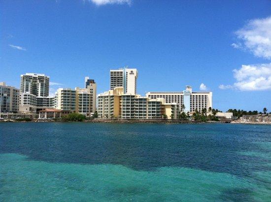 Condado Lagoon Villas at Caribe Hilton: Beauty
