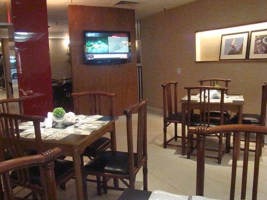 Copa Sul Hotel: comedor
