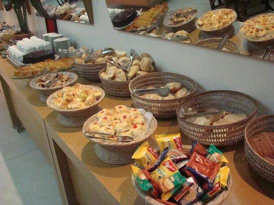 Copa Sul Hotel: desayuno