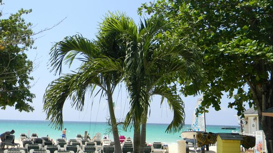 Grand Pineapple Beach Negril : Beach view