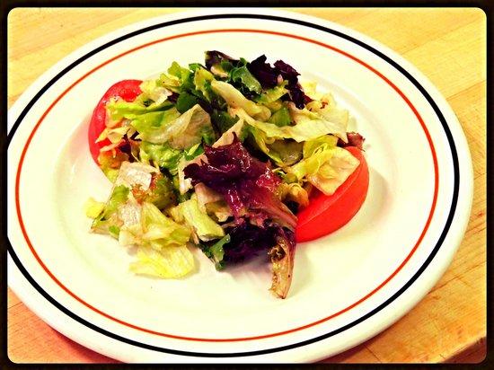 Casa Bella : house salad ....