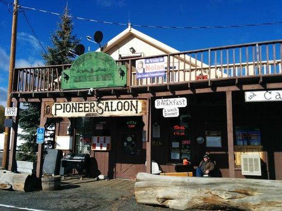 Pioneer Saloon And Restaurant: Pioneer Saloon