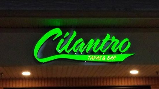 Cilantro Tapas and Bar