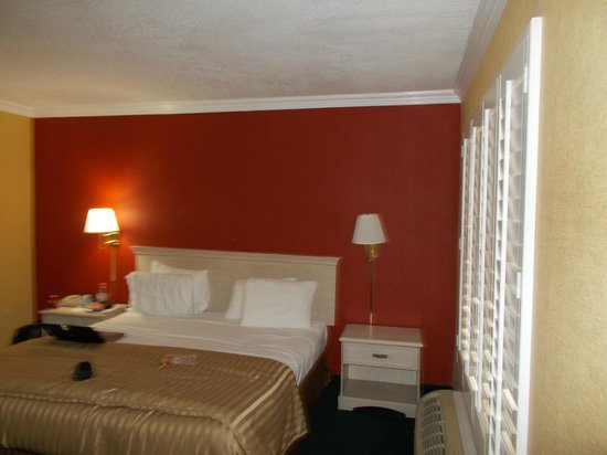 Americas Best Value Inn & Suites: room was very comfortable