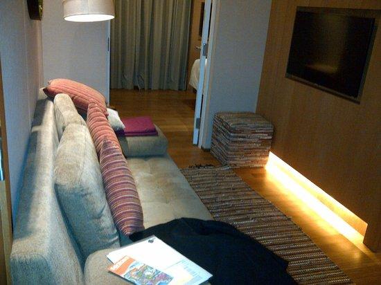 Le Meridien Singapore, Sentosa: Family Room-Heritage Suite