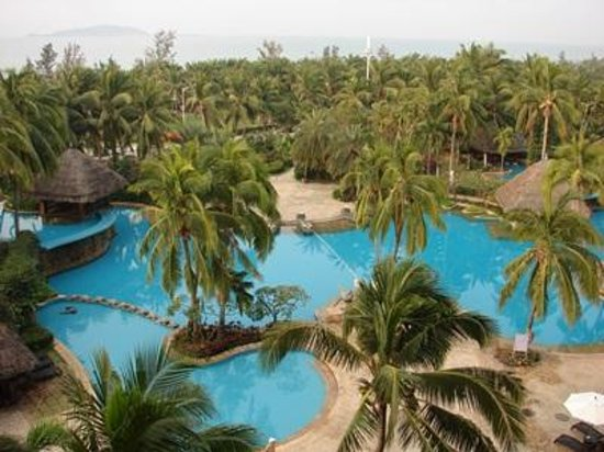 Holiday Inn Resort Sanya Bay: Love the pool and it was never crowded