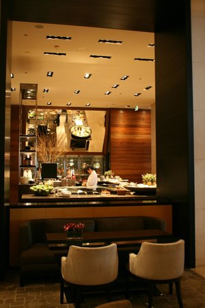 Grand Hyatt Melbourne : Breakfast