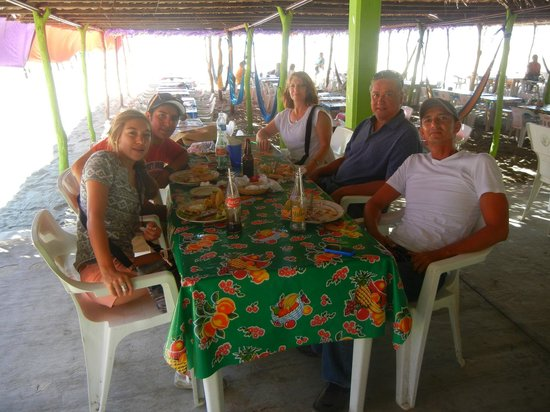 "Ixtapa Zihuatanejo Tours by Luis De La Maza - Tours: Lunch with ""The Man"""