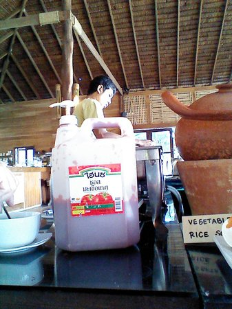 CoCo Cottage Koh Ngai : pdj...rustique