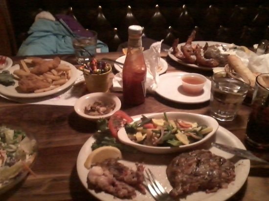 Gracie's Sea Hag : Our order