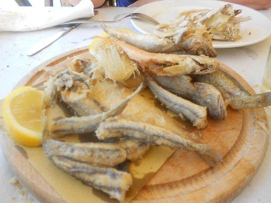 Pizzeria Da Romano: frittura dell'adriatico