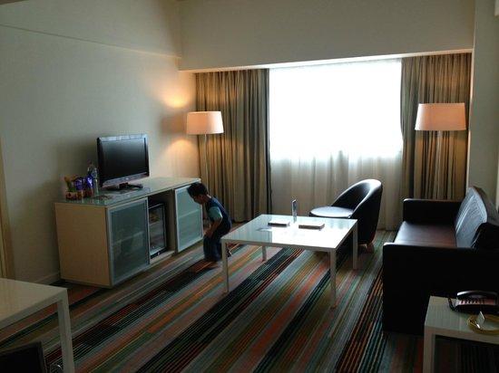 HARRIS Hotel & Conventions Kelapa Gading Jakarta: Harris Suite: Family Room