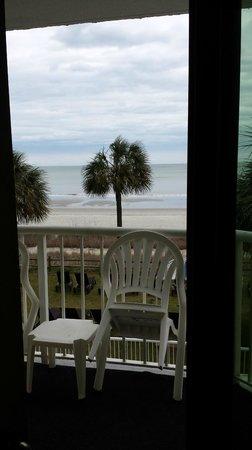 The Breakers Resort: Beach from Master Rm Balcony