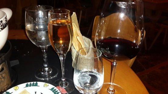 La Fondue : Vinos