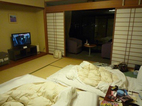 Yukai Resort Koshinoyu: 部屋の様子