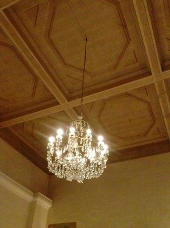 Hotel Annalena: Particolare della hall