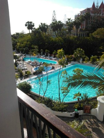 Gran Tacande Wellness & Relax Costa Adeje: view