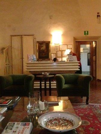 Hotel Annalena: Reception