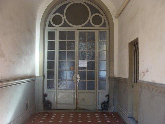 Hotel Annalena: Entrata interna prima delle scale