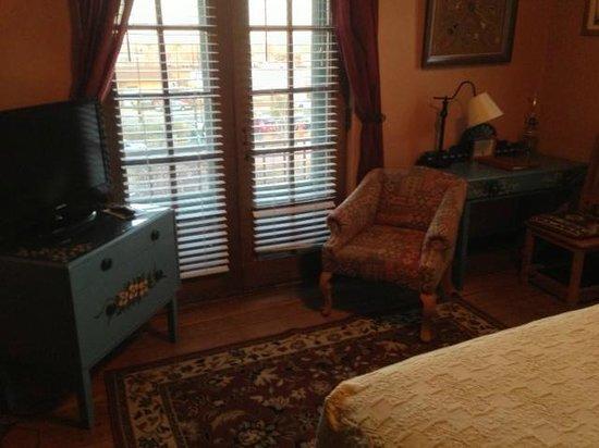 La Posada Hotel: Bedroom
