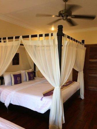 Angkor Heritage Boutique Hotel: Luxury Room