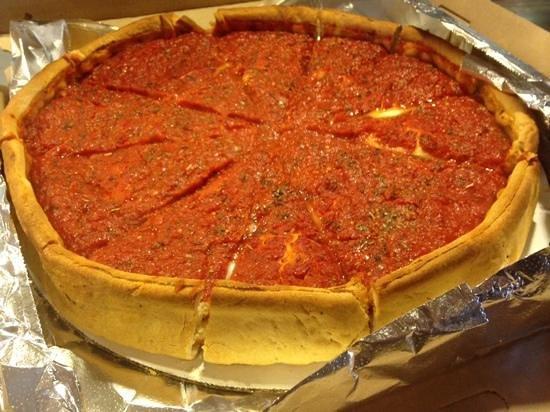 Edwardo S Natural Pizza Munster In