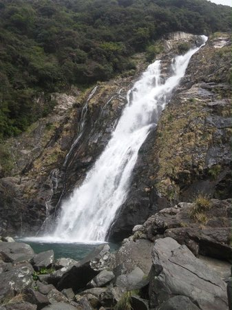 Oko no Taki Fall: 大川の滝