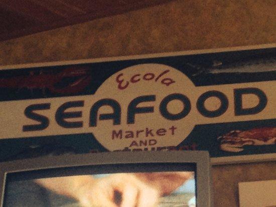 Ecola Seafoods Restaurant & Market : Ecola