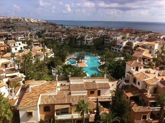 Vista desde torre atalaya picture of piscina aldea del for Piscina torrevieja