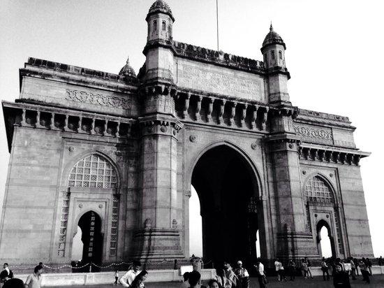 The Taj Mahal Palace, Mumbai: Gateway to India just over the road