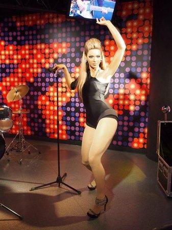 Madame Tussauds Bangkok: Beyoncé