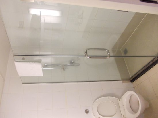 Copthorne Hotel Auckland City: Shower