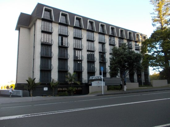 Copthorne Hotel Auckland City: Copthorne Hotel