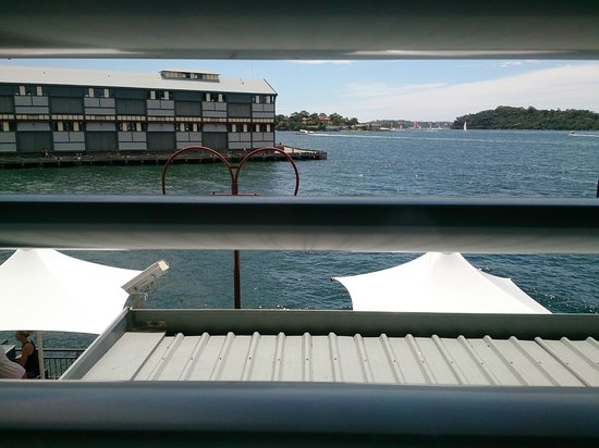Pier One Sydney Harbour, Autograph Collection: View from the window seat