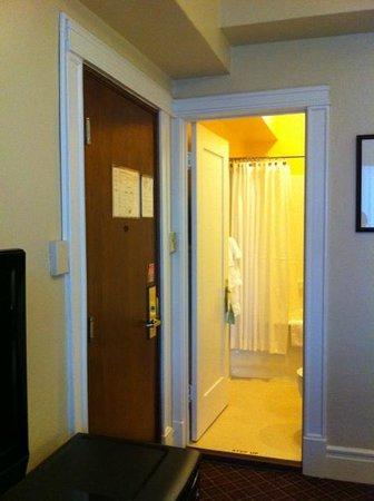 Chancellor Hotel on Union Square : Hotel Room #3