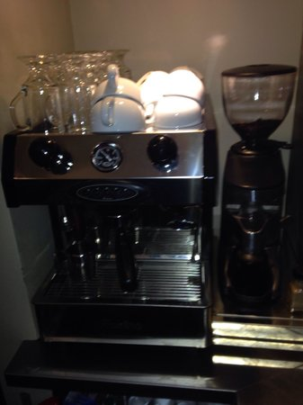 jura one touch coffee maker