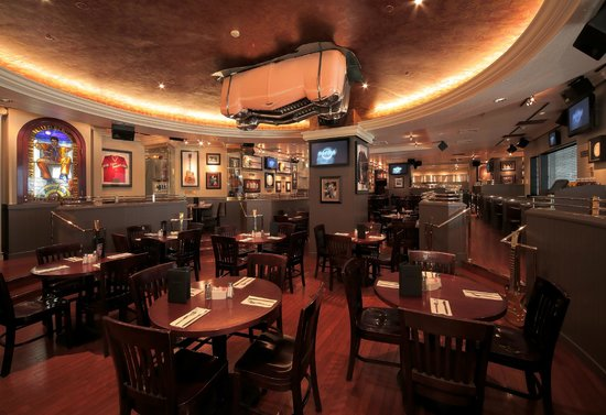 Hard Rock Cafe Yokohama: 店内