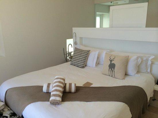 Strandloper Ocean Boutique Hotel : Bedroom