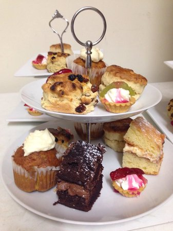 Sands: Mother's Day high tea