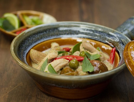 Dot Cook Thai: Green Curry