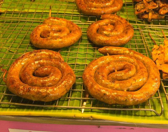 Dot Cook Thai: Sai Ua / Chiang Mai sausage