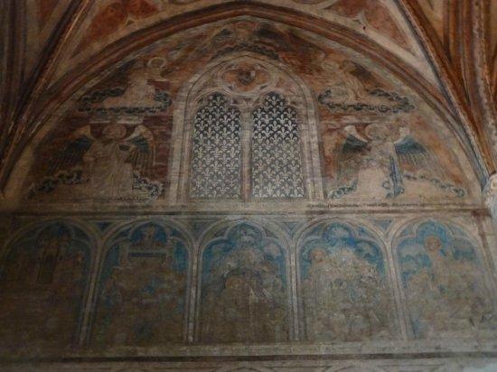 Église des Jacobins : Росписи