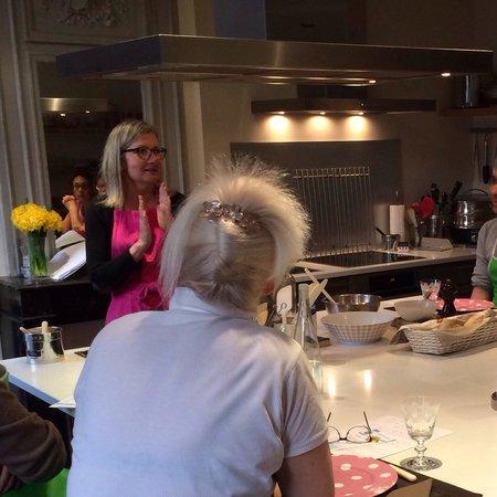 Atelier cuisine de Patricia: Atelier de Patricia #cuisiner #Versailles