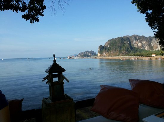 Krabi Tropical Beach Resort: beach view