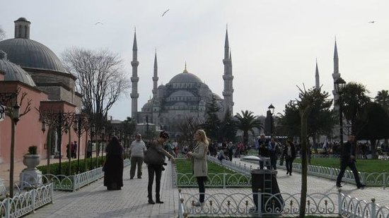 Luxury Istanbul Day Tours: Blue Mosque