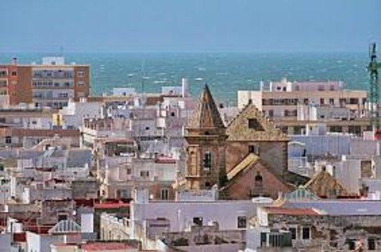 Kathedrale von Cadiz: Вид со смотровой плащадки